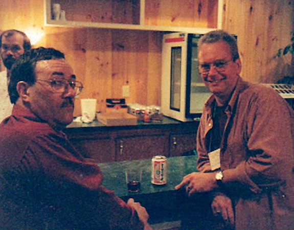 With Chet Williamson